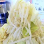 らーめん大 - 野菜多め