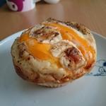 わたなべパン - ラジウム玉子パン(210円)