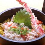 蝦夷 たらば丸 - 料理写真:蟹好きには堪りませんよ。