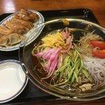 醤醤 - 冷麺セット630円(投稿分①)