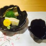 柳家錦 - 筍刺身