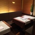 神田 雲林 - 奥の半個室