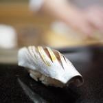 日本橋蛎殻町 すぎた - 小肌