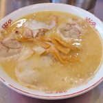 味の名門 - 料理写真:特製チャーシューメン(850円)