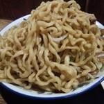 80495127 - ドカソバ(天地返しの極太麺)