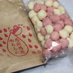 をかし楽市 - イチゴミルクチョコレート