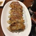 餃子バル 餃子の花里 - トリュフ餃子