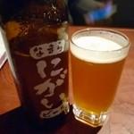 Nakamegurokakiiredoki - お気に入り♪なまら苦いビール