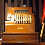 805003 - 木製フレームのレジ