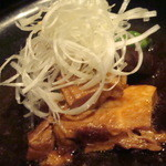 805650 - 黒豚の角煮