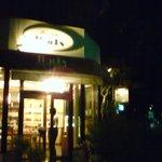 サンクス - お店の外観(友人撮影)