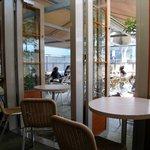J.S. BURGERS CAFE - テラス
