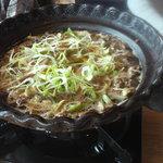 徳山鮓 - 熊鍋☆