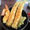梅本水産 - 料理写真:アナゴドーン(^_^)
