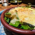 80500954 - 葱と玉子のチーズやき
