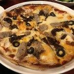 茜霧島 可愛い角打ち - 特製ピザ