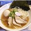 蕾 - 料理写真:特製バリ煮干しそば 980円 煮干しも強いですが醤油も負けず劣らず強いです。