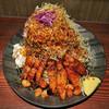 隆座 - 料理写真:とんてき定食セミダブル