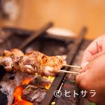 やきとり 白鳥 - 備長炭とサンゴ炭で焼き上げる沖縄発の「福幸地鶏」が絶品