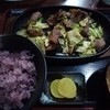 やまぶき - 料理写真:焼き肉定食 800 肉質よし。