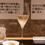 わいん食堂 Chez とし - 2018.2 カバ チャレロ・パレリャーダ・マカベオ(ボトル 3,800円)