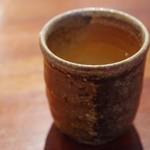 ホームラン食堂 - 白湯