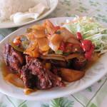 STAR HALAL RESTAURANT - インドネシア料理アヤムサンバル