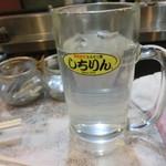 備長炭火ホルモン焼 しちりん - ?