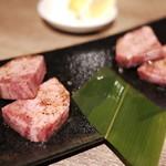 USHIHACHI - 特選10%タン