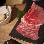 USHIHACHI - 特選赤身肉のやきしゃぶ