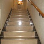アユタヤ - 階段3階まで頑張って上ります!