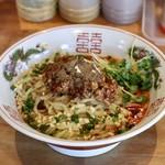 桜小町食堂 - 汁なし担担麺