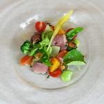 ミチノ・ル・トゥールビヨン - 料理写真: