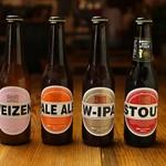 Art dining OVAL - クラフトビール