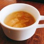 ロイヤルホスト - カップスープ