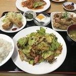 80514499 - 回鍋肉定食