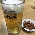 80514503 - 生ビールセットの生ビール