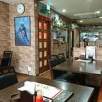 ASIAN DINNING SHIVA MAHAL - 店内1