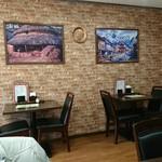 ASIAN DINNING SHIVA MAHAL - 店内2