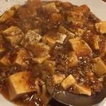 雄味亭 - 料理写真:麻婆豆腐