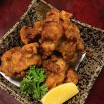居酒屋 燔 - 若鶏の唐揚げ