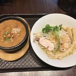 80516865 - オマール海老のドロつけ麺(950円)