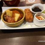 Dining TABI - ハンバーグ&クリームコロッケ