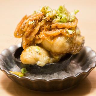 """純粋に""""美味しい""""という感覚を突き詰めた存在感ある料理たち"""