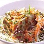 ケナリ - 韓国風サラダ
