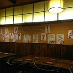 馬肉酒場 馬鹿うま精肉店 - 2階席