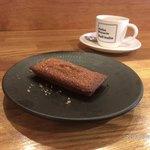 80521455 - ◇食後のカッフェ【ミニコーヒー&フィナンシェ】