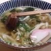 讃岐うどん大鳴門 - 料理写真:・かけうどん 370円