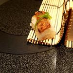 博多華味鳥 - (2017.09)松茸寿司