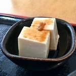 手打ちうどん 笹子 - [2018/01]ランチ・海鮮かき揚げ丼セット(1050円)